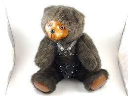 Wooden Faced Teddy Bears Antique Dollhouse Of Patterns