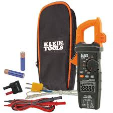435 Meters To Feet by Klein Tools Cl700 Ac Auto Ranging 600 Amp Digital Clamp Meter