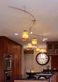 Pendant Track Lighting 9 Best Kitchen Lighting Images On Pinterest Kitchen Reno