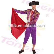 Funny Male Halloween Costumes Sale Funny Male Matador Costume Carnival Cosplay Costumes