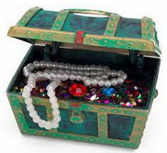 finding nemo treasure chest fish tank ornament