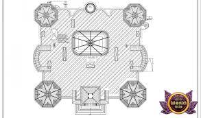 villa floor plan in uae