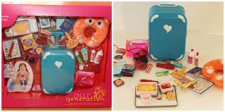 target black friday our generation doll opening review our generation luggage set for american dolls