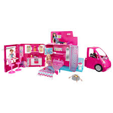 barbie toy cars barbie sisters glam camper 95 00 hamleys for barbie sisters