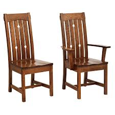 Dining Room Chairs Dallas Amish Dining Chairs Amish Furniture Shipshewana Furniture Co