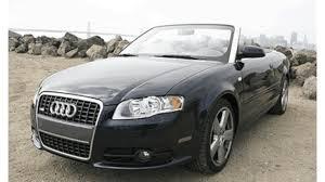 audi a4 2007 convertible 2007 audi a4 cabriolet 2 0t quattro review roadshow