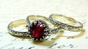 cheap unique engagement rings 6 awesomely unique engagement rings from etsy 3 are less than 400