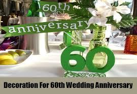 60th wedding anniversary decorations happy wedding anniversary quotes cards decorations invitations