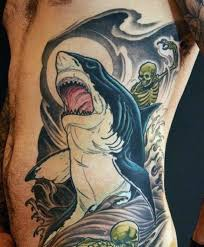 shark tattoos for men shark tattoos tattoo and animal tattoos