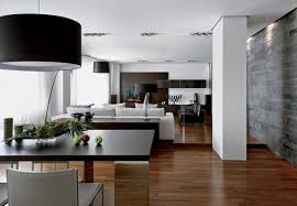 Minimalist Interior Design Style Urban Apartment Decorating Ideas - Minimalist interior design style