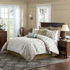 Wine Colored Bedding Sets King Paisley Comforter Set Piedmont Bedding 4 Bloomsbury Market