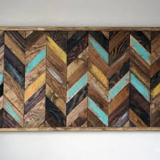 chevron wood wall from rustic warmth decor my store