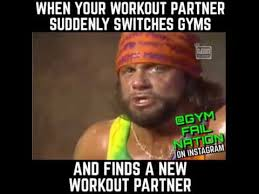 Workout Meme - gym meme youtube