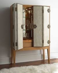 Jonathan Adler Bar Cabinet Delphine Mirrored Bar Jonathan Adler Bar And Drinks Cabinet