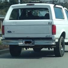 white bronco car february favorites