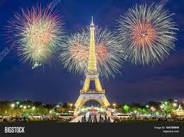 eiffel tower light show paris france may 8 2016 eiffel image photo bigstock