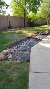 14 best the story of our backyard drainage problem images on pinterest