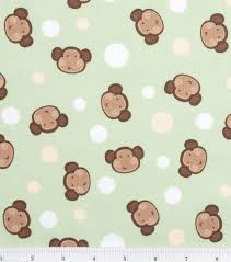Monkey Rug For Nursery Nursery Fabric Monkey Dot Green Joann