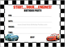 free printable birthday invitations for kids template best