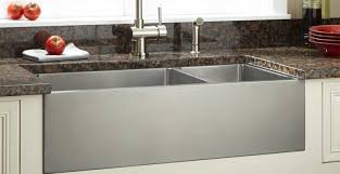 high quality stainless steel kitchen sinks sink 30 hazelton stainless steel apron front single bowl sink