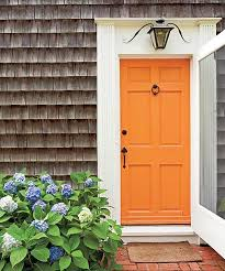 feng shui front door colors to admire and learn from