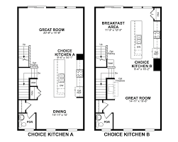 Beazer Homes Floor Plans by 7914 Ellis Wyatt Court Rockville Ii Home Plan In Morris Place