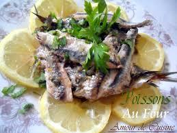cuisine du poisson sardines au persil au four amour de cuisine