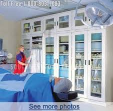 medical supply storage cabinets hospital operating room storage cabinets medical supplies shelving
