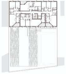 gallery of apartment building in pantin benjamin fleury