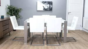 Ottawa Dining Room Furniture Dining Room Chairs White Leather Best White Leather Dining