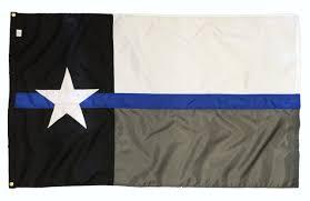 Clemson Flags Police Thin Blue Line Black And White Texas Flag 3x5 Sewn Nylon