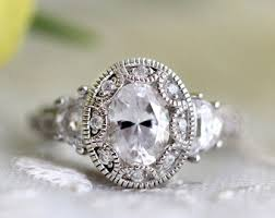 vintage oval engagement rings vintage oval engagement rings new wedding ideas trends
