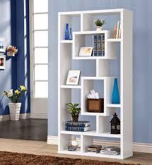 Modern Bookcase Furniture Contoh Model Rak Buku Rak Buku Unik Pinterest Interiors