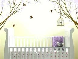 Purple Nursery Wall Decor Nursery Wall Decor Ideas Baby Nursery Decor Purple