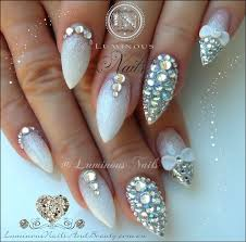 rhinestone nail designs pictures images nail art designs