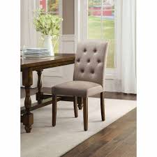 chair faux leather parson dining chair walmart dining room chairs