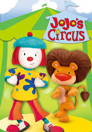 Rolie Polie Olie Halloween Vhs by I Really Enjoyed Watching Jojo U0027s Circus In Playhouse Disney My