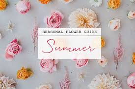 wedding flowers guide seasonal flower guide summer green wedding shoes weddings