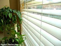 Shortening Faux Wood Blinds How To Shorten Faux Wood Blinds Faux Wood Blinds Woods And Window