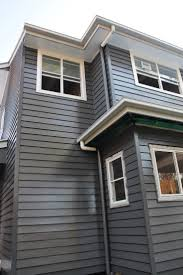 it u0027s a new house weatherboard exterior dulux mt eden window