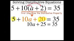 multi step equations with parenthesis and stuff youtube