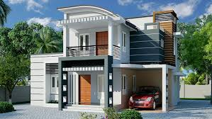 1650 sq ft double floor contemporary home designs