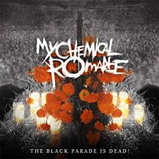 parade dvd my chemical the black parade is dead cd dvd