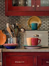 Self Stick Kitchen Backsplash Tiles Kitchen Peel And Stick Metal Backsplash Tiles Mosaic Kitchen