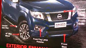 nissan navara 2017 sport features of nissan navara sport edition part 1 youtube