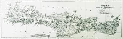 Ancient Map Historical Maps Of Crete Ancient Maps Crete Greece 1296 1900 Ad