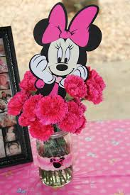 minnie mouse center pieces cool minnie mouse centerpieces ideas centerpiece decorations