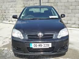 toyota corolla commercial 2006 toyota corolla 1 4 d 4d terra commercial price 2 500 1 4