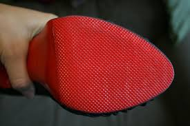 red rubber soles u2013 vibram chic soletech etc page 10 purseforum