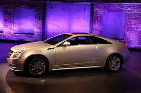2011 cadillac cts performance coupe caddy to launch high performance v series coupe thedetroitbureau com